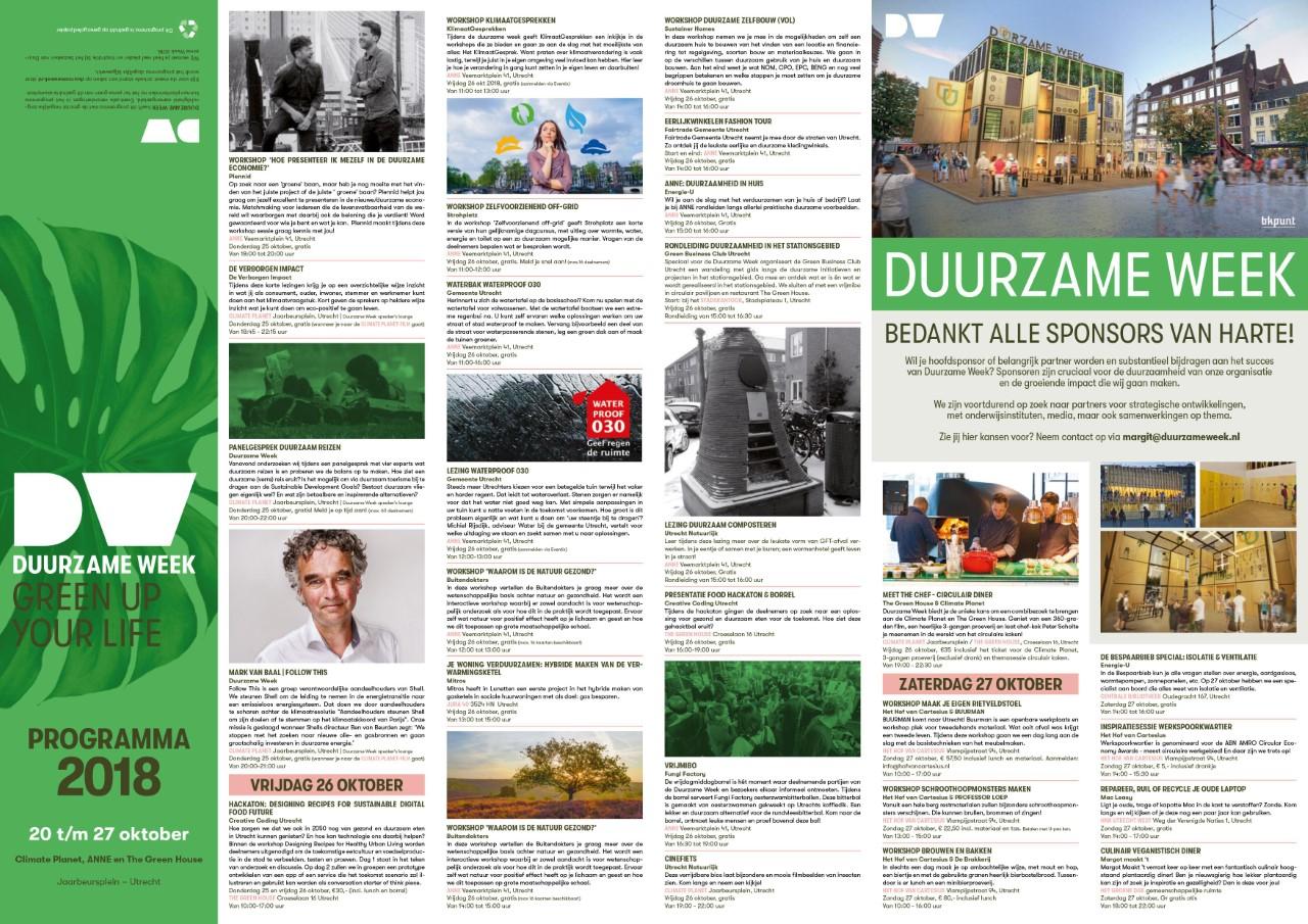 Workshop 'Waarom is natuur gezond?'